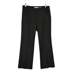 Michael Kors Dress Pants 10 Black